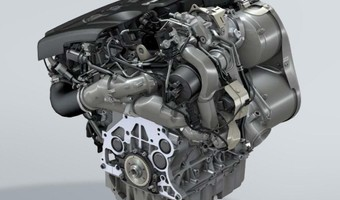 Volkswagen 2 Litre Diesel Engine