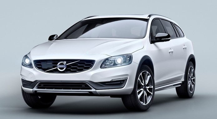 154003 Volvo V60 Cross Country