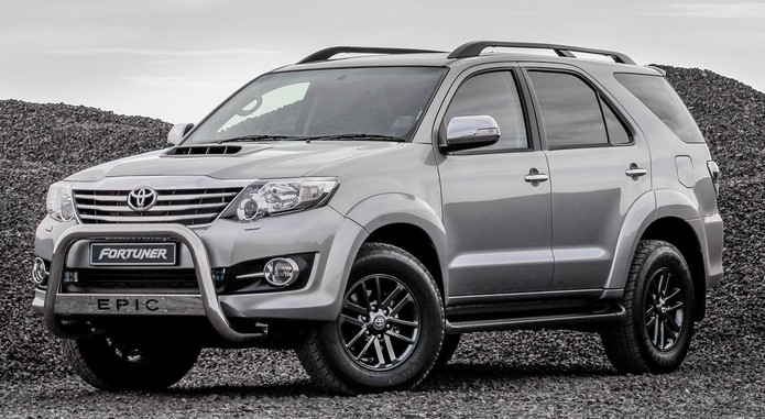 Toyota Fortuner Epic 1