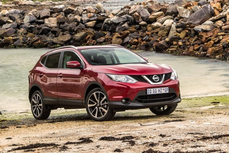 Best Family cars Nissan Qashqai