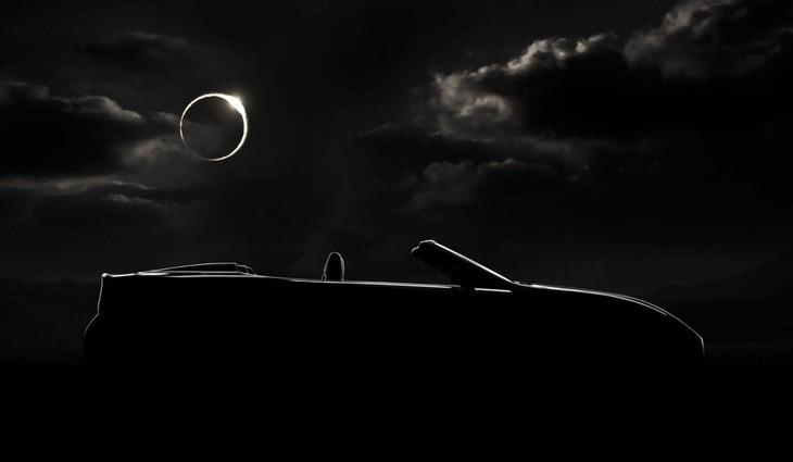 Lexus LF C2 Concept Teaser Image