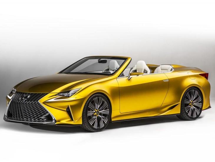 Lexus LF C2 Concept Front
