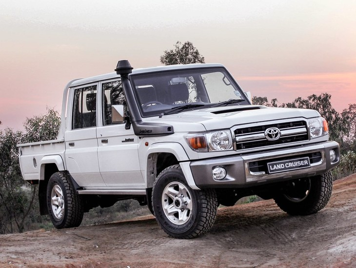 Toyota Land Cruiser 70 >> Toyota Land Cruiser 70 Series Updated Pricing For 2015