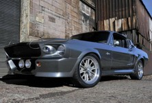 1967 Ford Mustang Eleanor Front