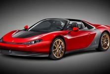 Ferrari Sergio Front