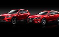 2015 Mazda CX 5 Mazda6