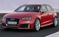 RS3 Sportback Front