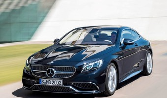 Mercedes Benz S65 AMG Coupe 2015 1600x1200 Wallpaper 07