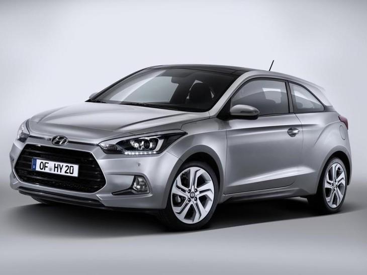 New Generation Hyundai I20 Coupe Unveiled Cars Co Za