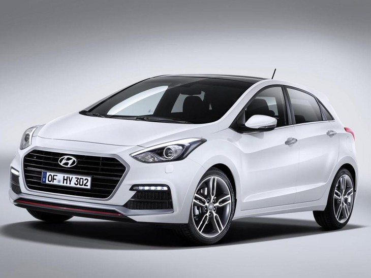 Refreshed Hyundai I30 Unveiled With New Turbo Variant Cars