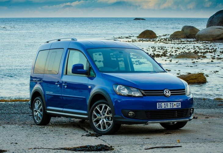 Volkswagen Cross Caddy 2014 Review Cars Co Za
