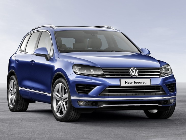 New Volkswagen Touareg In SA – Specs and Prices - Cars.co.za c115d9f464