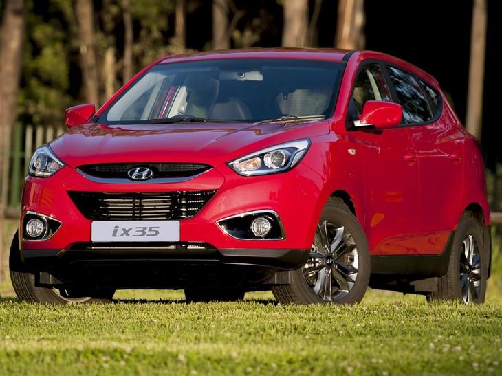 Turbodiesel Hyundai Ix35 1