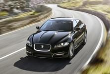 Jaguar XF R Sport Front