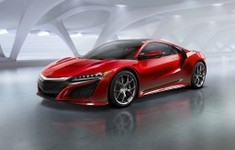 Acura NSX 2016 1024x768 Wallpaper 01