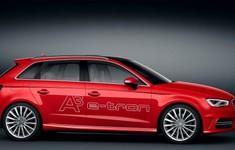 Audi A3 E Tron Concept 2013