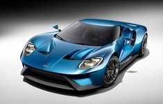 Ford GT 2017 800x600 Wallpaper 02