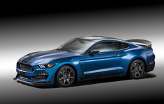 Ford Shelby GT350R Mustang Front Side