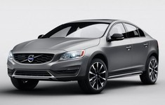 Volvo S60 Cross Country Front And Side