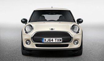 MINI One First 5 Door Front