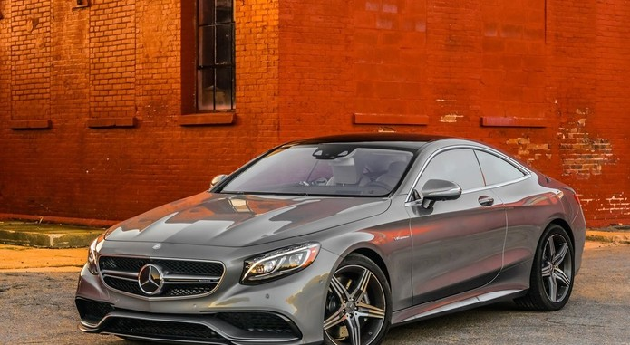 Mercedes Benz S63 AMG Coupe 2015 1024x768 Wallpaper 02