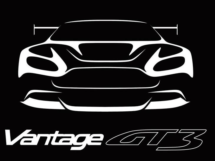 Aston Martin Vantage GT3 Teaser