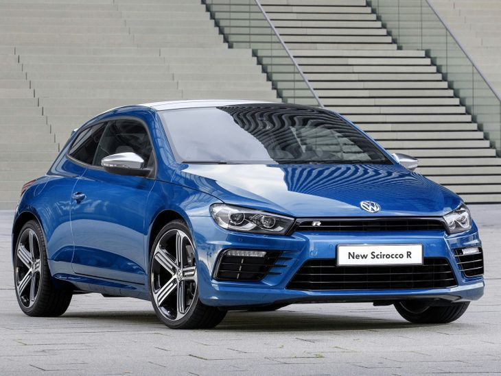 New Volkswagen Scirocco Ushered Into Sa Cars Co Za