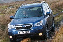 2015 Subaru Forester Front