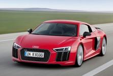 2016 Audi R8 V10 Plus Front