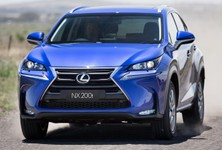 All New Lexus NX