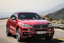 BMW X6 2015 1024x768 Wallpaper 05