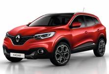 Renault Kadjar Front Angle