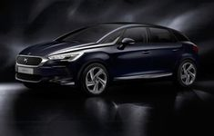 2015 Citroen DS 5 Side
