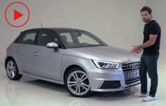 Audi S1 Video