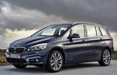BMW 2 Series Gran Tourer Front