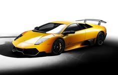 Lamborghini Murcielago LP670 4 SuperVeloce 2010 1024x768 Wallpaper 01
