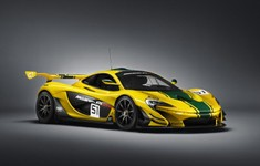 McLaren P1 GTR Front And Side