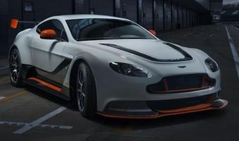 Aston Martin Vantage GT3 Front