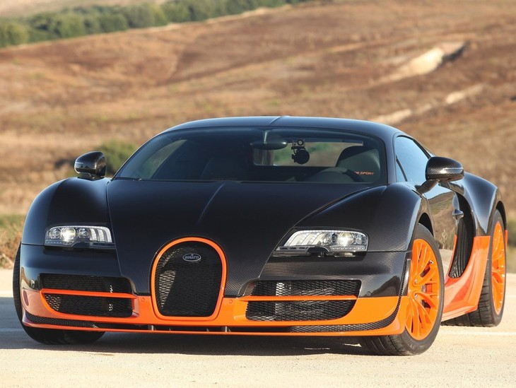 Final Bugatti Veyron To Show Up In Geneva Cars