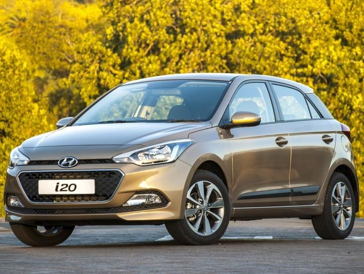 2015 Hyundai I20 2
