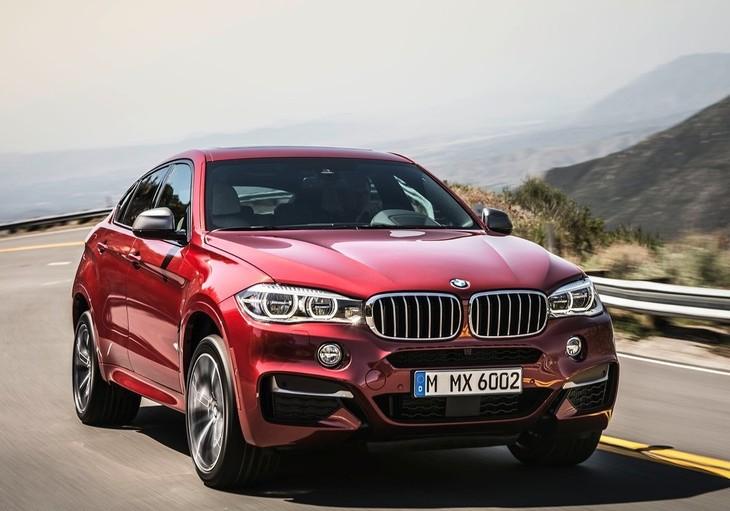 BMW X6 2015 1024x768 Wallpaper 05