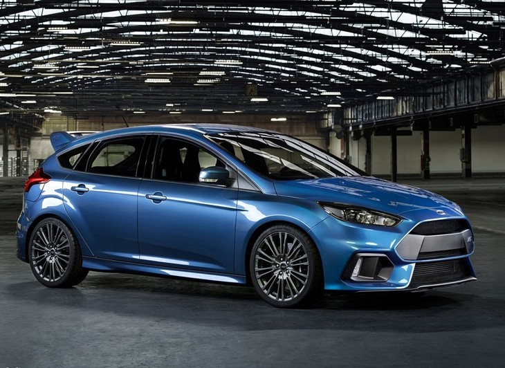 Ford Focus RS 2016 1024x768 Wallpaper 01