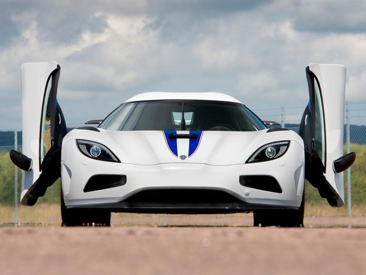 Koenigsegg Agera Rs Confirmed For Geneva Cars Co Za