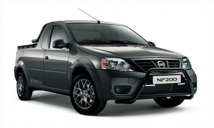 Nissan NP200 Stealth