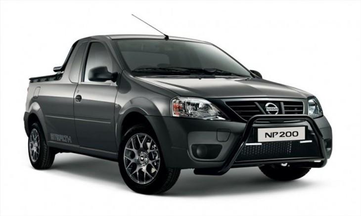 Nissan NP200 Stealth