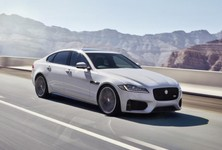 Jaguar XF Side Drive