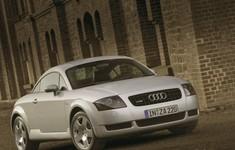 Audi TT Coupe 1999 1600x1200 Wallpaper 01
