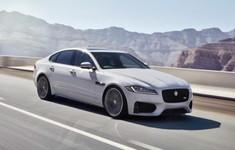 Jaguar XF Side Drive