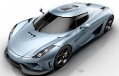 Koenigsegg Regera Front And Side