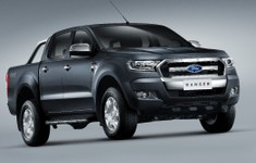 New Ford Ranger 2 Front 3qtr1